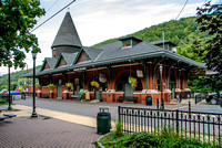 Lehigh Gorge Scenic Railroad, Jim Thorpe, PA